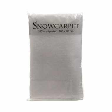 Sneeuwdeken 80 x 100 cm