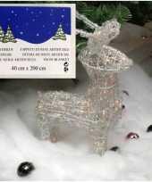 Sneeuw decoratie rand 200 x 40 cm